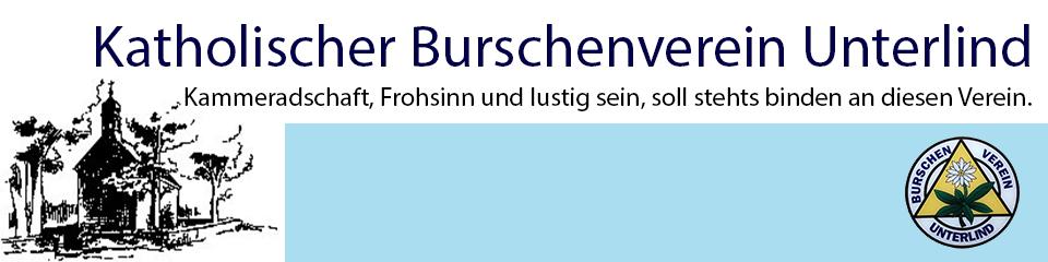 Katholischer Burschenverein Unterlind